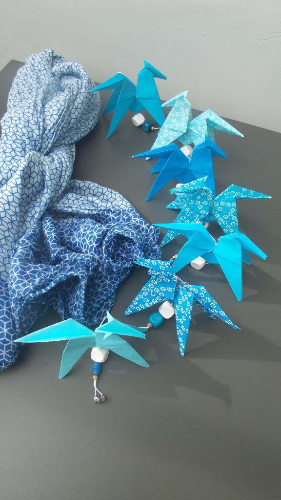 cheval bleu 1